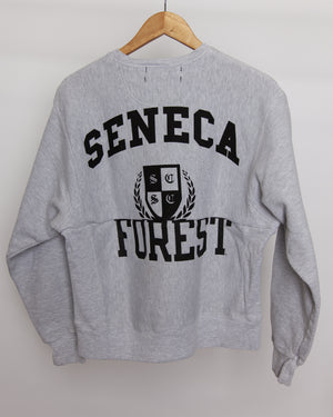 Seneca Arts Club - Reconstructed Collegiate Crewneck 12