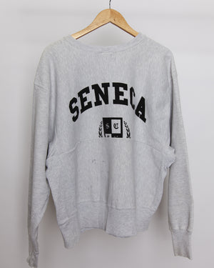 Seneca Arts Club - Reconstructed Collegiate Crewneck 9