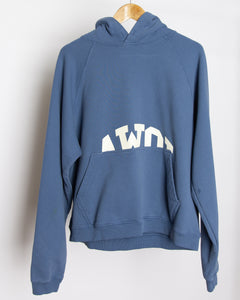Fever Dream - AWOI Hoodie in Blue