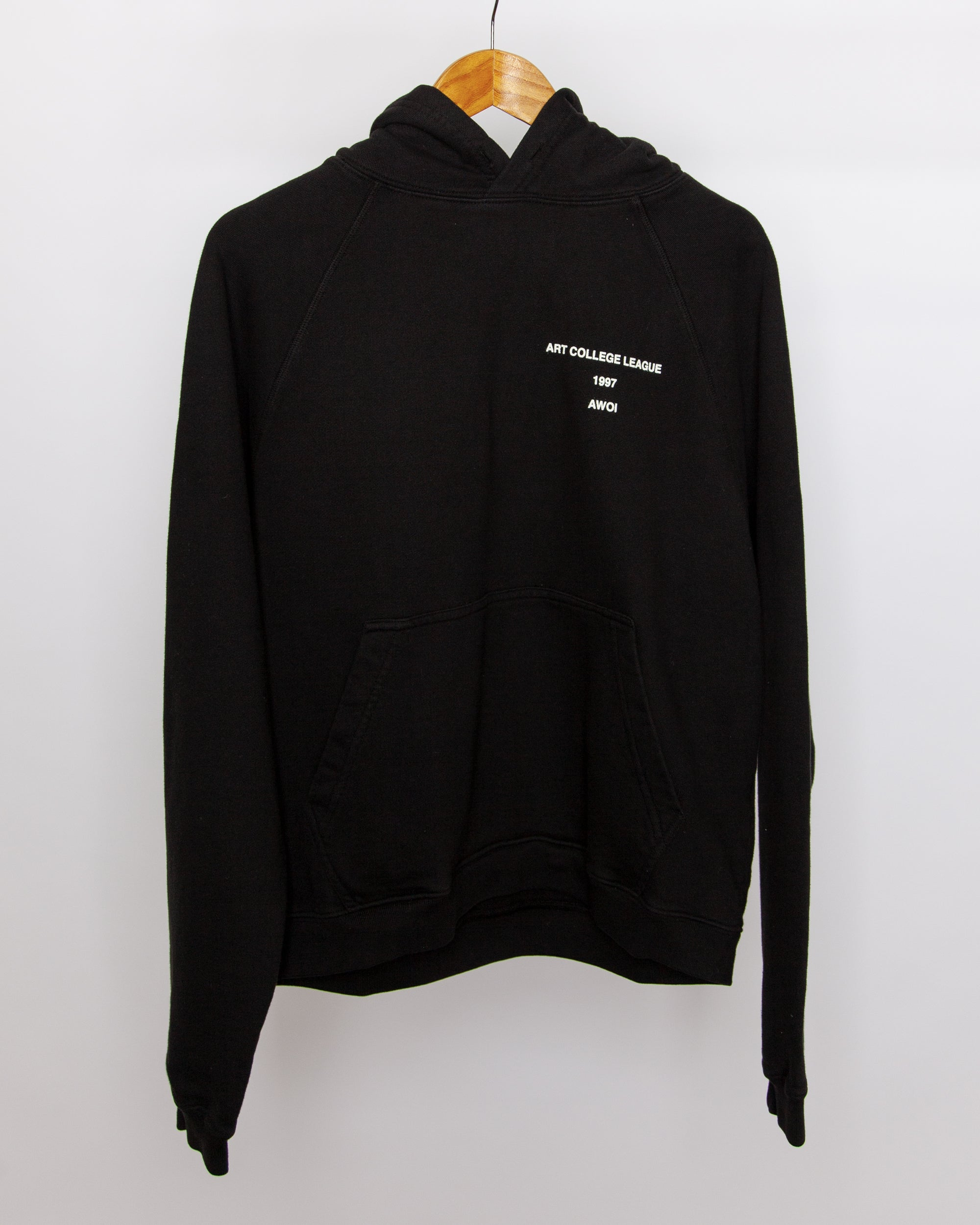 Fever Dream - Art College League Hoodie in Black