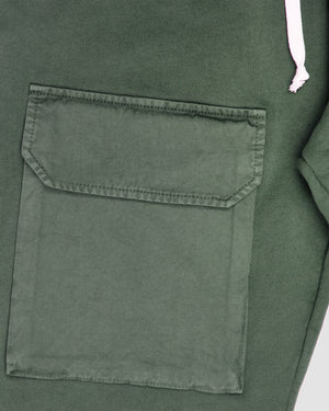 Patch Pocket Sweatpant in Sage