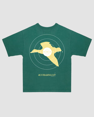 Target Shooting Tee Shirt in Green