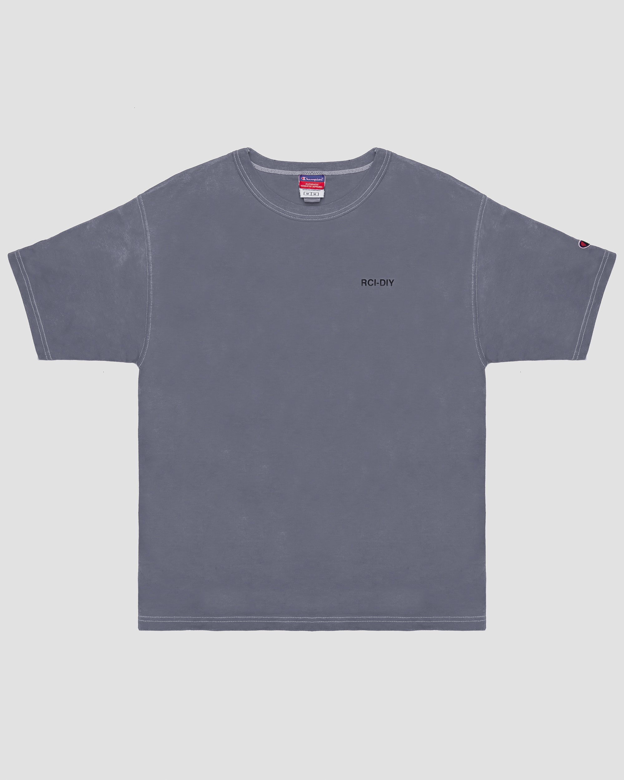 RCI - DIY Tee Shirt in Pearl Grey