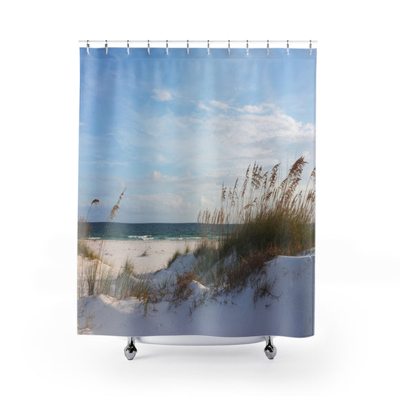 Beach Dunes 101 Shower Curtain