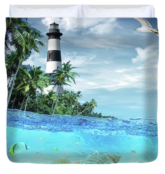 Lighthouse 101 Duvet Cover PX