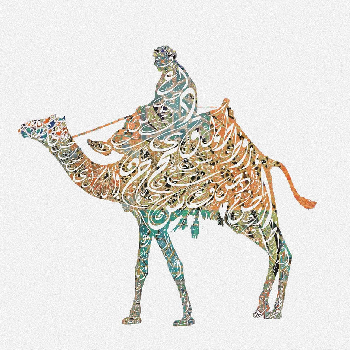 Calligraphy Camel