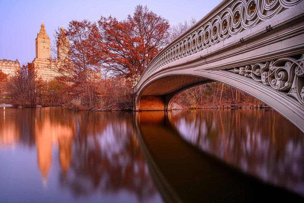 Bow Bridge NYC