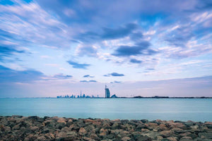 Dubai between Sky and Sea