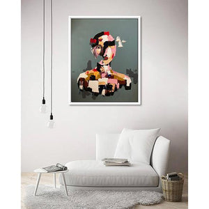 Des airs de, #1 on living room wall