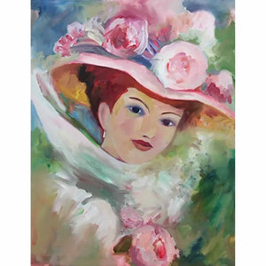 Lady with Bonnet