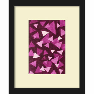 Framed Paper Triangular 2
