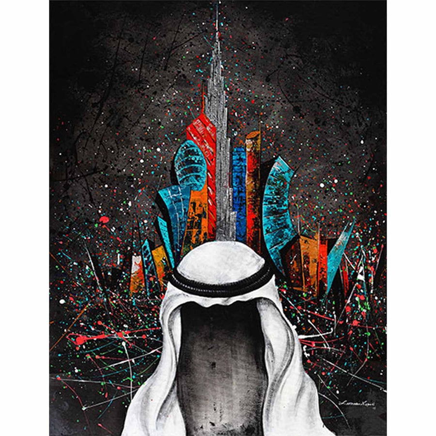Arabian Desire - Emerging Urban Beauty
