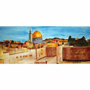 Jerusalem Old City 4 - MONDA Gallery