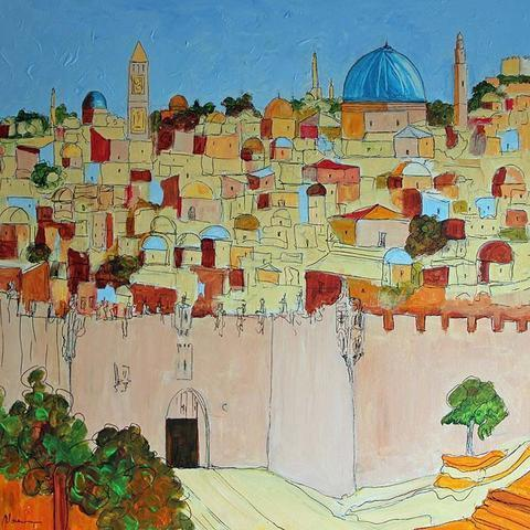 Jerusalem Old City 5 - MONDA Gallery