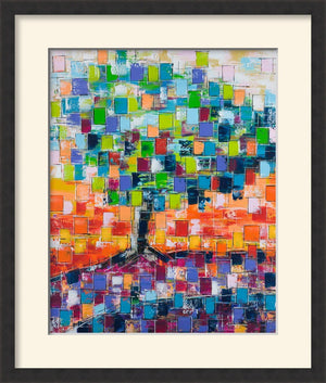 The Tree (pixels) - MONDA Gallery