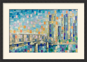Passage to Dubai (pixels) - MONDA Gallery