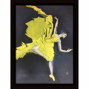 Framed Lyrical Soul - Ballerina II