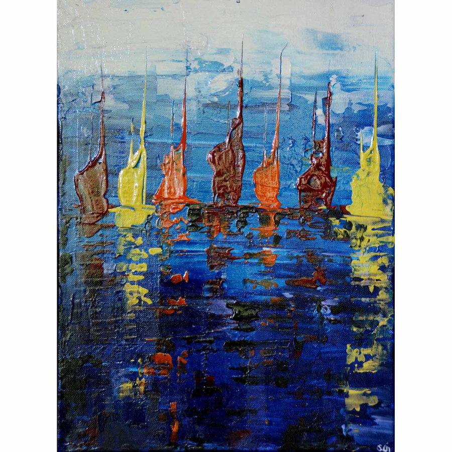 The Sailing Boats