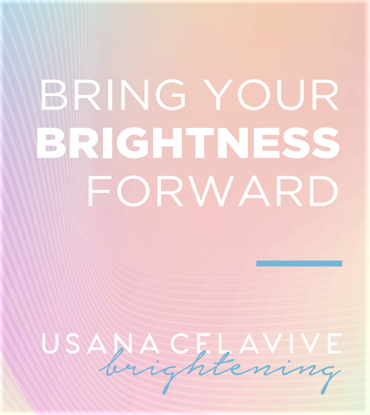 USANA Celavive Brightening Series will be launched SOON !