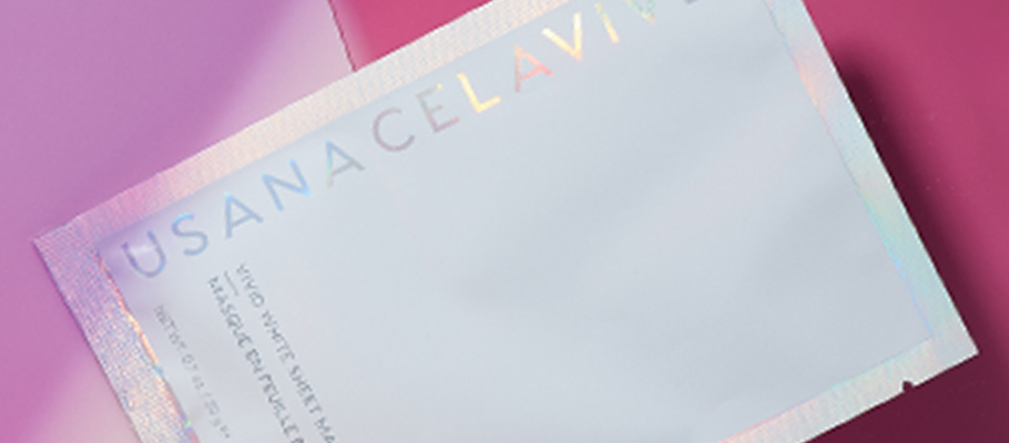 Vivid White Sheet Mask AVAIAVLE Now in Australia - Another Celavive® Brightening Product