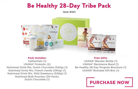 Be Healthy Pack