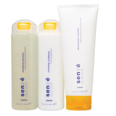 Sense Hair and Body Pack