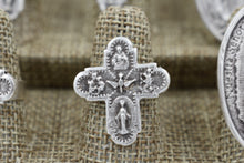 Load image into Gallery viewer, Religious Cross Ring
