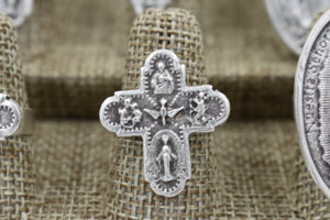 Religious Cross Ring