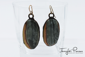 Royal Jasper Earrings
