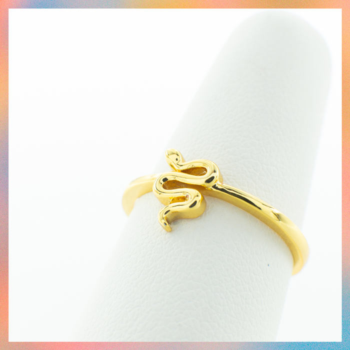 Anillo Mini Snake | Ajustable