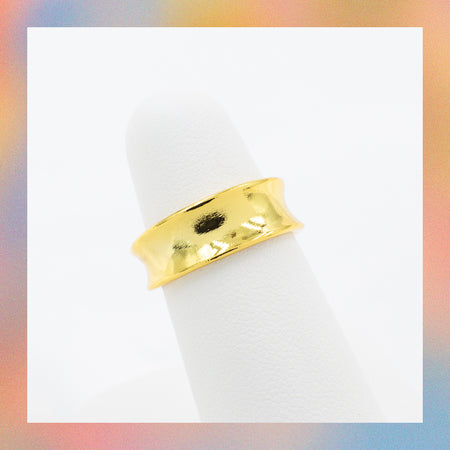 Anillo Hosso | Ajustable | Canario Shop
