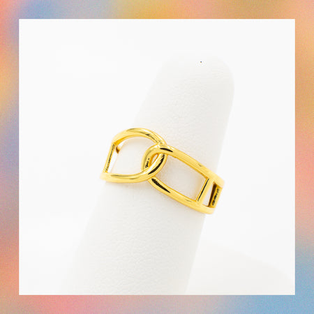 Anillo Glasgow | Ajustable | Canario Shop
