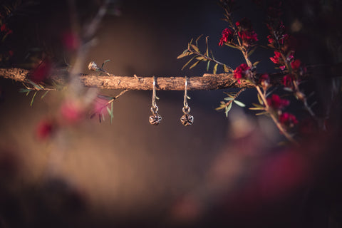 Mānuka Drop Earrings