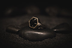 Gem Hex Ring