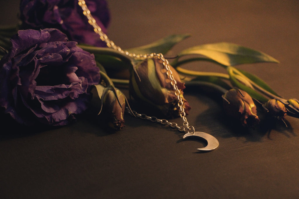 Cult of the Moon Necklace