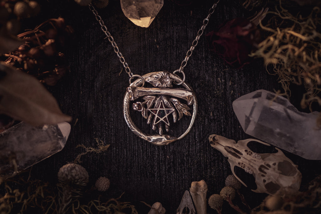 Haegtessa Necklace