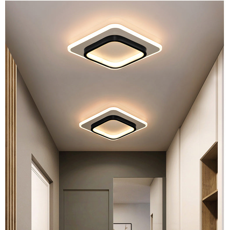 LICAN Modern LED Ceiling Lights for bedroom bedside Aisle corridor balcony Entrance Modern LED Ceiling Lamp for home