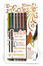 CHAMELEON Fineliner Set 0.3mm FL0602 6 Farben Nature