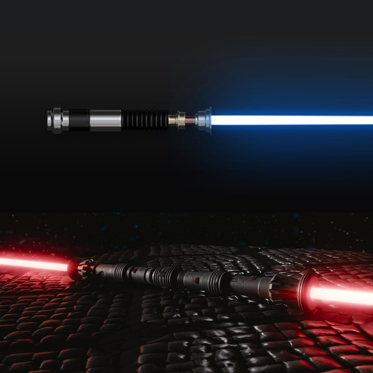 A Guide To Famous Jedi and Sith Lightsabers