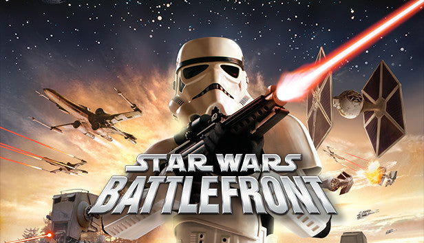 The Best Star Wars Games Ever Made