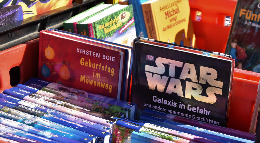 Reading The Force: What Star Wars Books Are Canon?