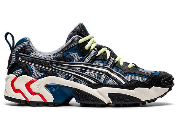 ASICS: GEL-NANDI OG (SHEET ROCK, BLACK)