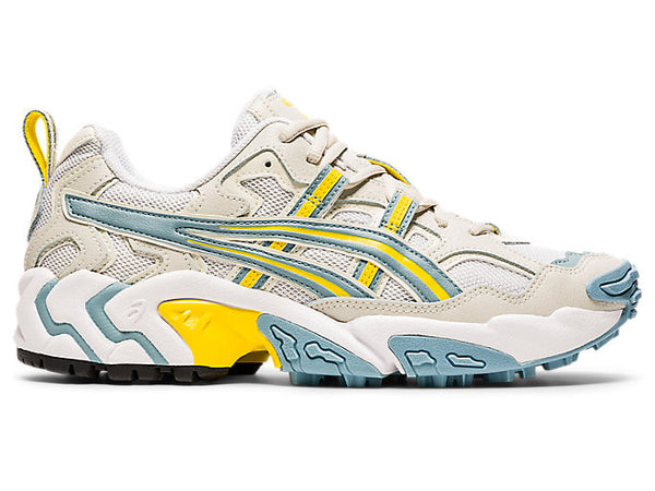 ASICS: GEL-NANDI OG (WHITE, LIGHT STEEL)