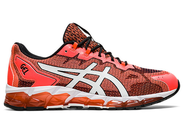 ASICS: GEL-QUANTUM 360 6 (SUNRISE RED/WHITE)