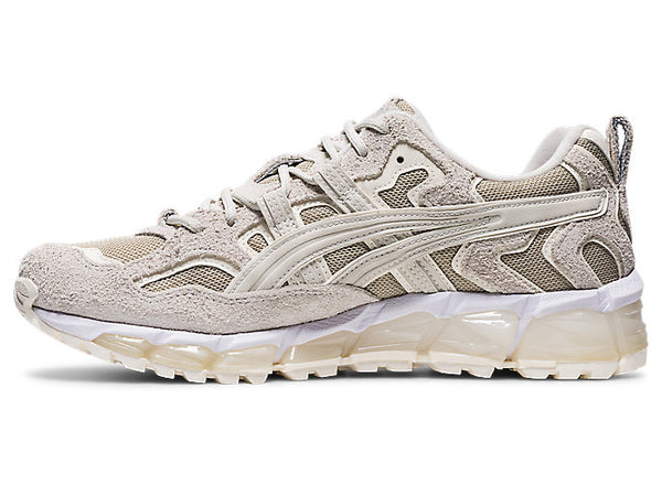ASICS: GEL-NANDI 360 (PUTTY, SMOKE GREY)