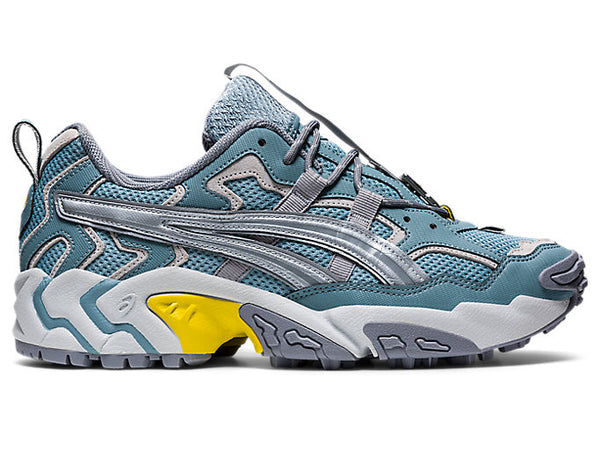 ASICS: GEL-NANDI OG (LIGHT STEEL/PURE SILVER)