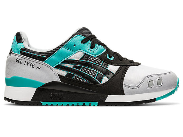 ASICS: GEL-LYTE III OG (WHITE, BLACK)