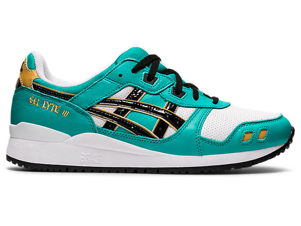 ASICS: GEL-LYTE III OG (BALTIC JEWEL, BLACK)