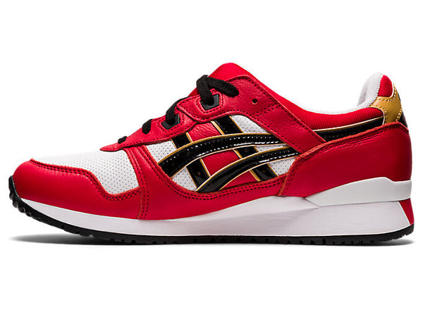 ASICS: GEL-LYTE III OG (CLASSIC RED, BLACK)