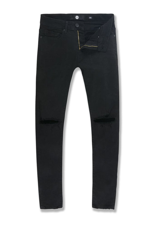 Jordan Craig: Sean Portland Denim (Jet Black)
